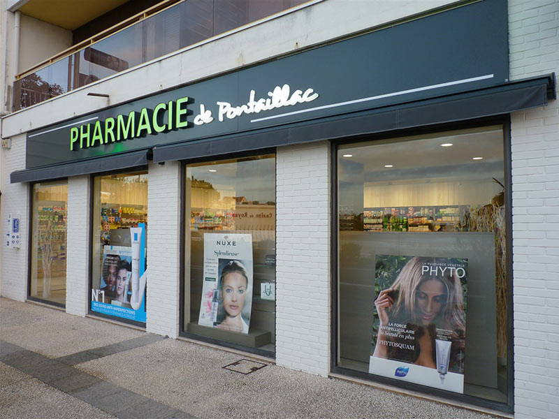 Pharmacie Pontailac 2