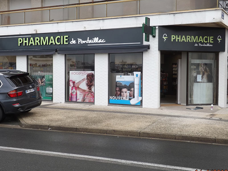 Pharmacie Pontaillac